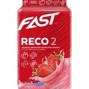 Fast Reco2 Mansikka 900 G