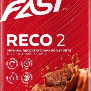 Fast Reco2 Palautumisjuomajauhe 900 G