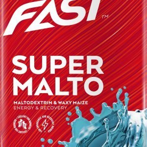 Fast Supermalto Hiilihydraattijauhe 900 G