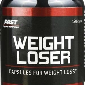Fast Weight Loser Painonpudotusvalmiste 120 Kapselia