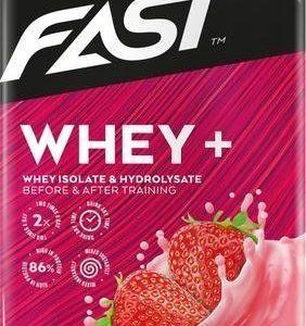 Fast Whey+ Mansikka