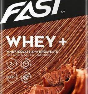 Fast Whey+ Suklaa