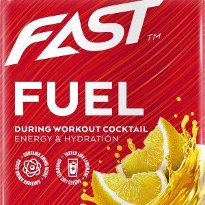 Fast Workout Fuel Urheilujuomajauhe 450 G