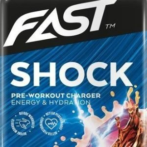 Fast Workout Shock Energiajuoma