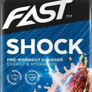 Fast Workout Shock Energiajuoma