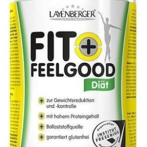 Fit+ Feelgood Pirtelö Banaani-Rahka