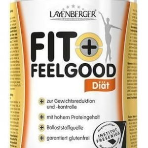 Fit+ Feelgood Pirtelö Persikka-Aprikoosi