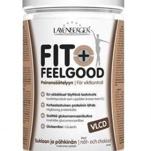 Fit+ Feelgood Pirtelö Suklaa-Pähkinä