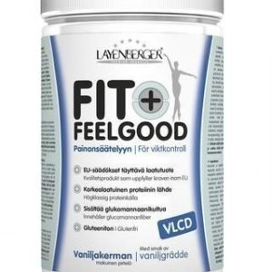 Fit+ Feelgood Pirtelö Vaniljakerma