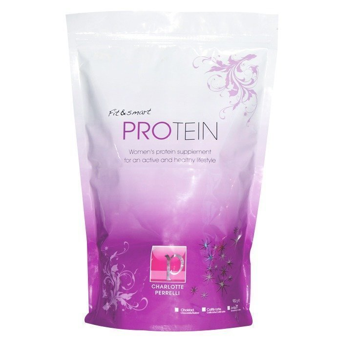 Fit & Smart Fit & smart Protein 900 g Strawberry