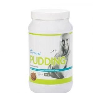 Fitfarm Pudding Suklaa