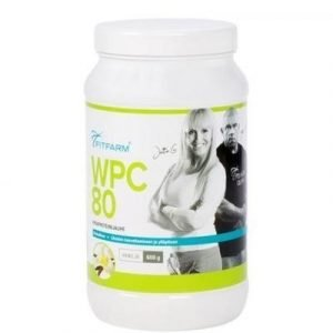 Fitfarm Wpc80 Vanilja