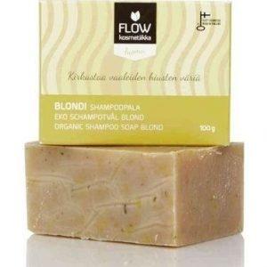 Flow Kosmetiikka Blondi Shampoopala