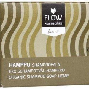 Flow Kosmetiikka Hamppu Shampoopala