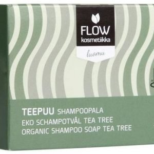 Flow Kosmetiikka Teepuu Shampoopala