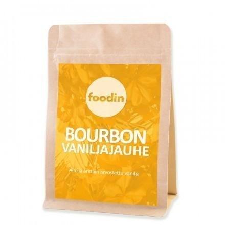 Foodin Bourbon Vaniljajauhe