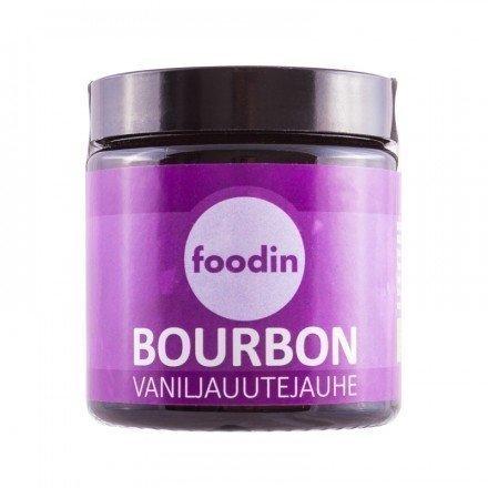 Foodin Bourbon vaniljauutejauhe