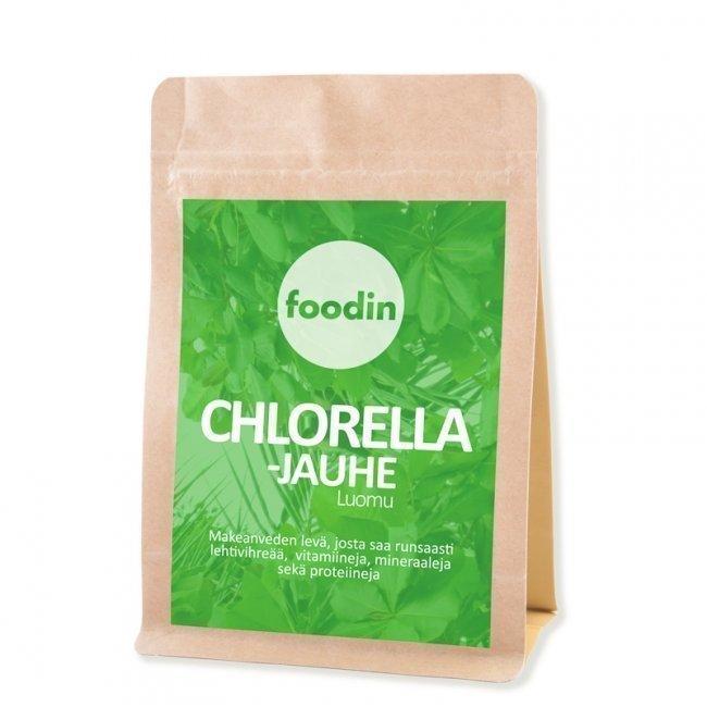 Foodin Chlorella-jauhe