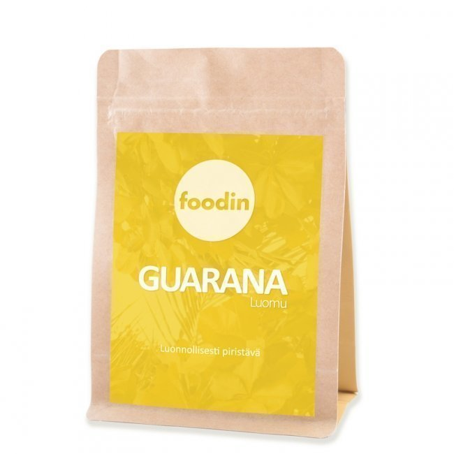 Foodin Guarana luomu