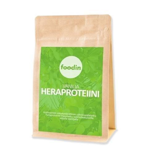 Foodin Heraproteiini Vanilja