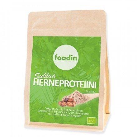 Foodin Herneproteiini luomu