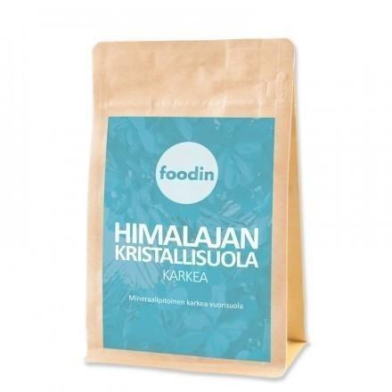 Foodin Himalajan Kristallisuola Karkea