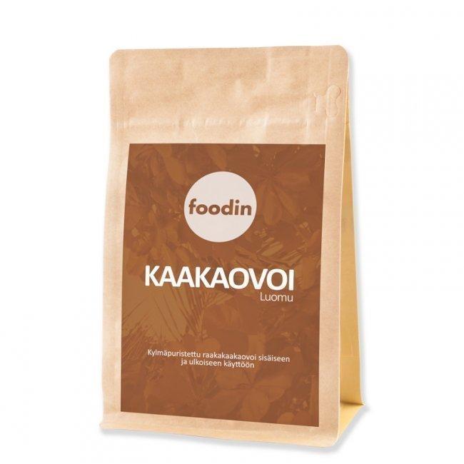 Foodin Kaakaovoi luomu