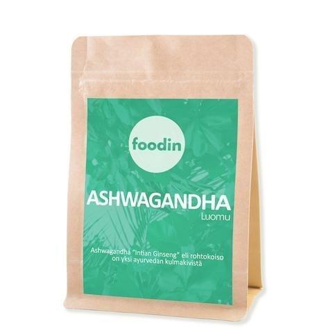 Foodin Luomu Ashwagandha
