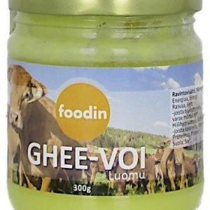 Foodin Luomu Ghee-Voi