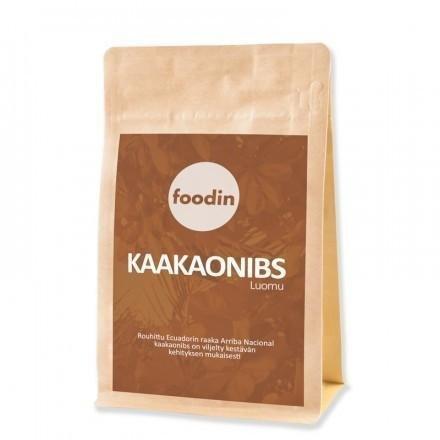 Foodin Luomu Kaakaonibs