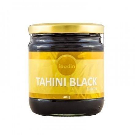 Foodin Luomu Tahini Musta