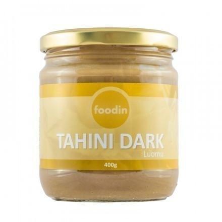 Foodin Luomu Tahini Tumma