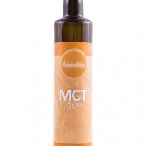 Foodin MCT-öljy 500ml