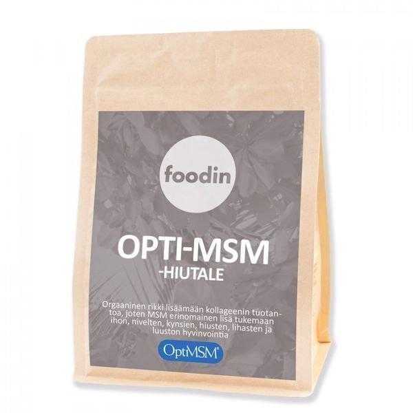 Foodin OPTI MSM-HIUTALE 850g