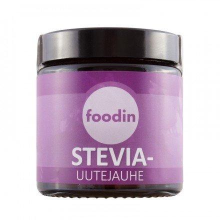 Foodin Stevia-uutejauhe