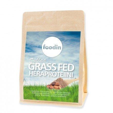 Foodin Suklaa Grassfed Heraproteiini
