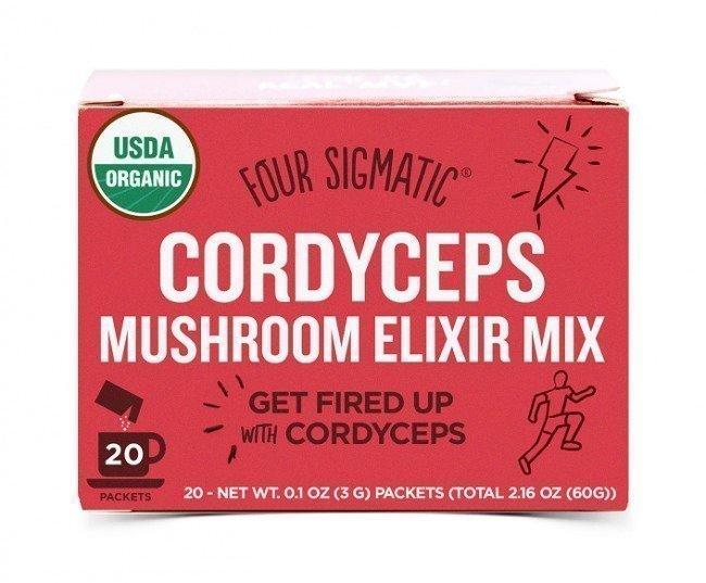 Four Sigma Foods Instant Cordyceps