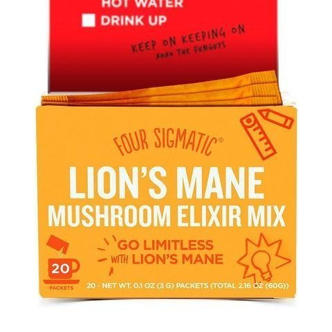 Four Sigmatic Instant Lions Mane