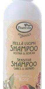 Frantsila Midsummer Rose Hellä Luomu Shampoo