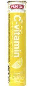 Friggs C-Vitamiinipore Sitruuna
