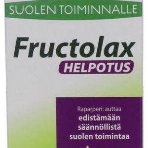 Fructolax Helpotus Tabletit