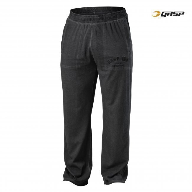 GASP Heritage Pant washed black