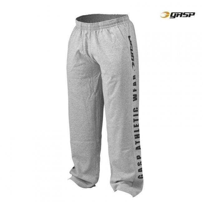 GASP Jersey Training Pant greymelagne