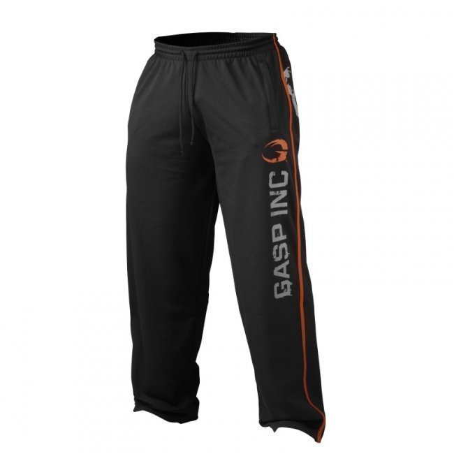 GASP No.89 Mesh Pant black