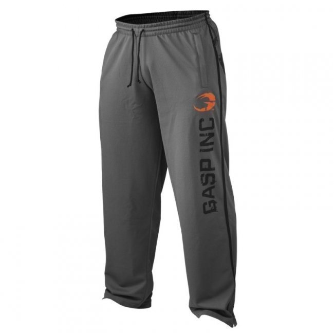 GASP No.89 Mesh Pant grey