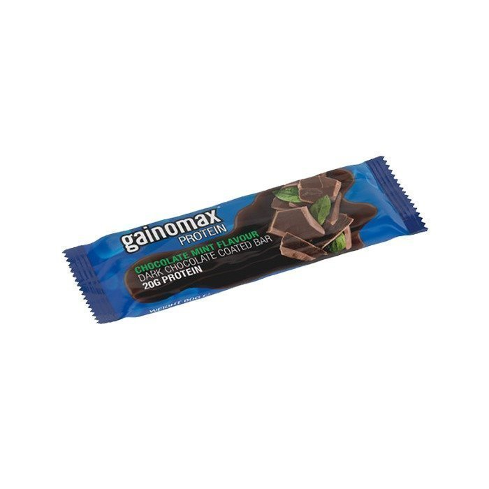 Gainomax Protein Bar 60 g Chocolate Mint