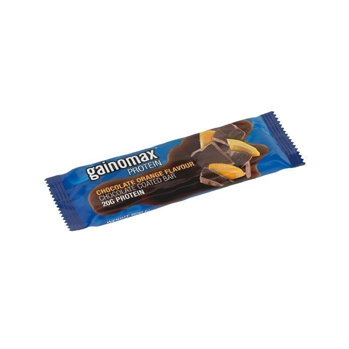 Gainomax Protein Bar 60 g Chocolate Orange