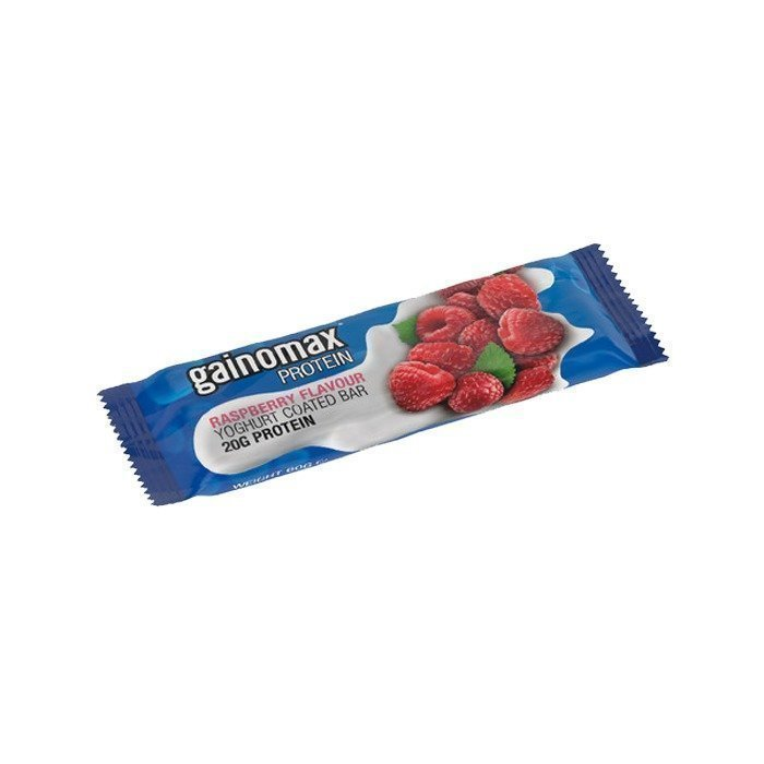 Gainomax Protein Bar 60 g Raspberry