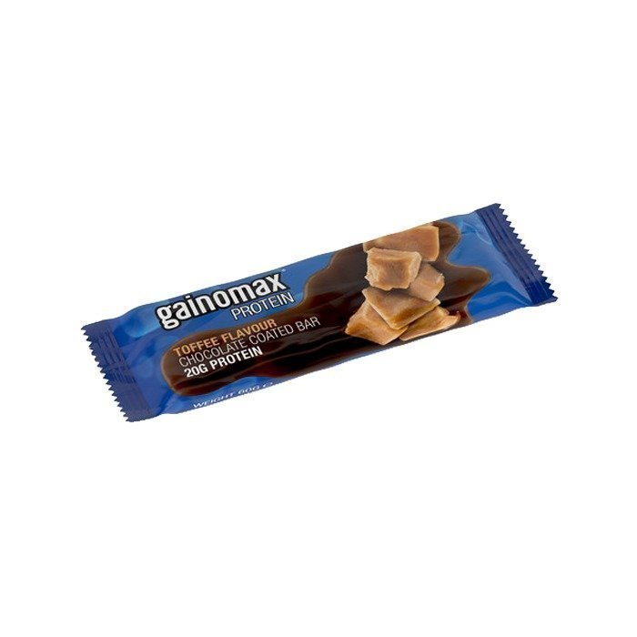 Gainomax Protein Bar 60 g Toffee