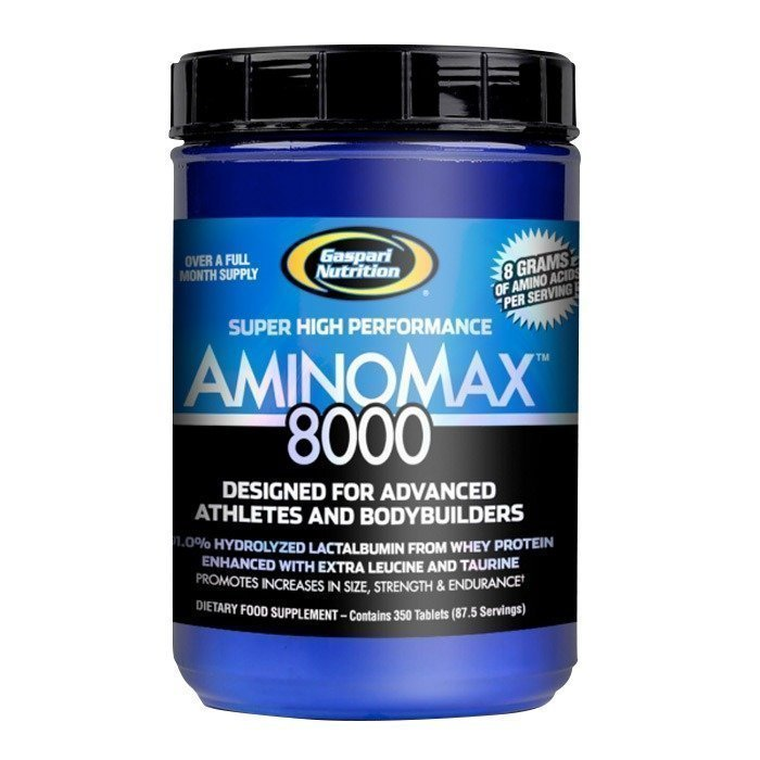 Gaspari AminoMAX 8000 350 tabs